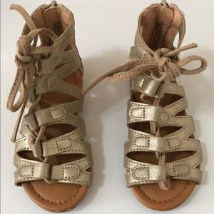 Cherokee Toddler Girl Gladiator Sandals
